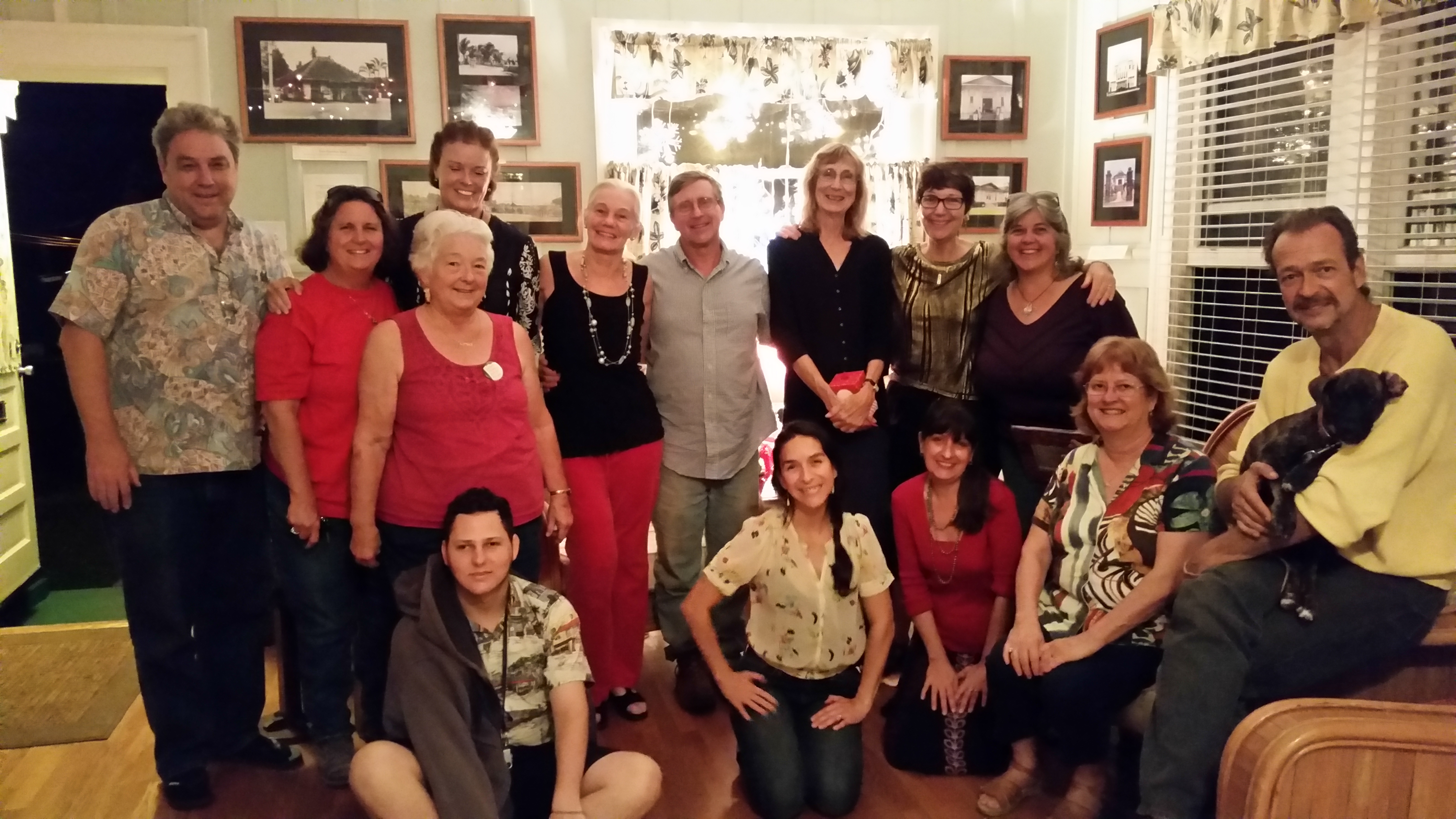 Volunteer Christmas Party 2014 North Shore Chamber Of